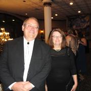 faculty at ball