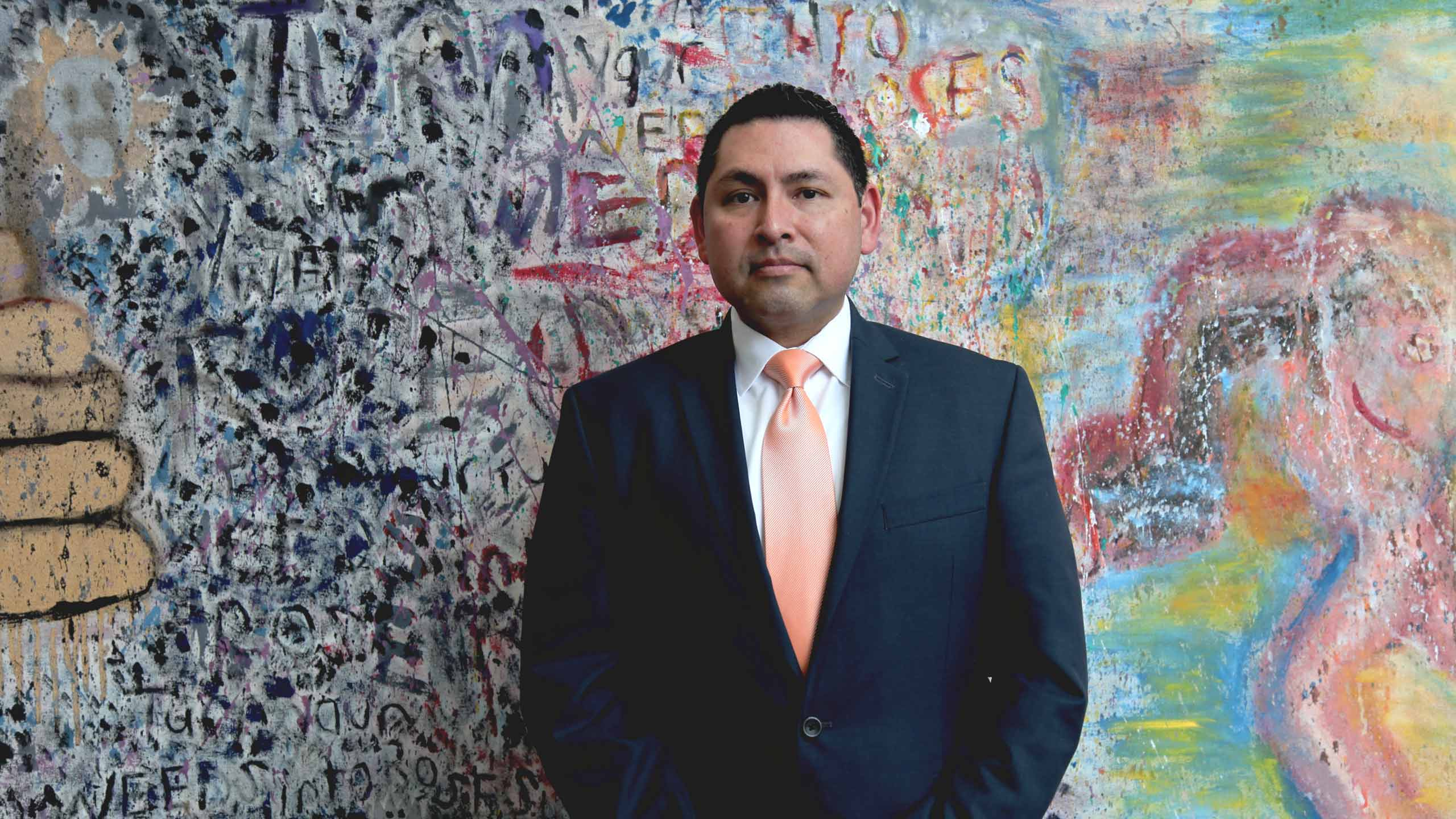 Read about recent graduate Arturo Alfaro